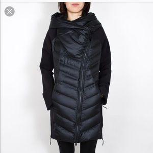 Nike Tech Fleece Aeroloft Parka Black in XS